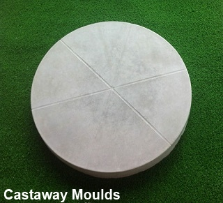 Large Round Stepping Stone Castaway Mouldings Amp Designs